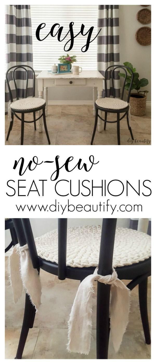 Seat Cushions Diy Kitchen Chair Cushions Round Seat Cushions
