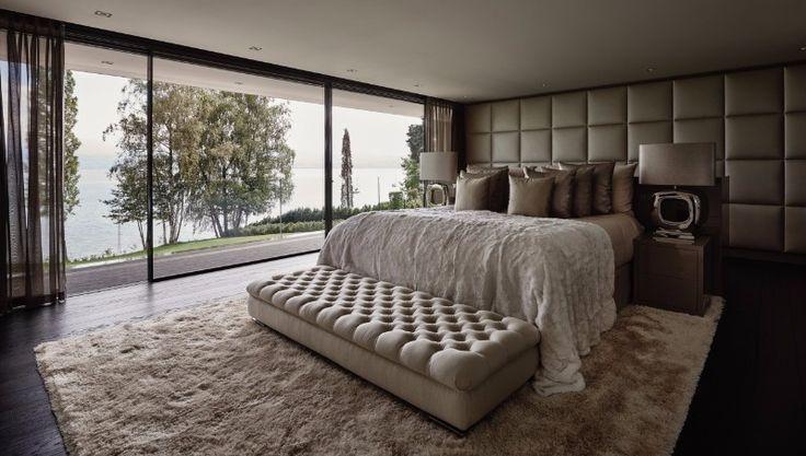 Schlafzimmer-Designs von Top Interior Designer: Eric Kuster