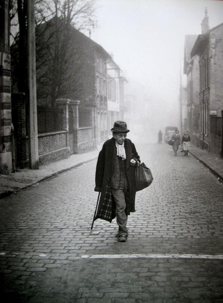 Izis Bidermanas // Paris , ca. 1950