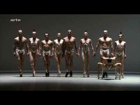 ▶ (HQ) Part 2. Body Remix - Goldberg Variations, Marie Chouinard. - YouTube. Just wow