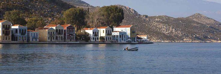 Kastelorizo-Greece by Theodore Psiachos