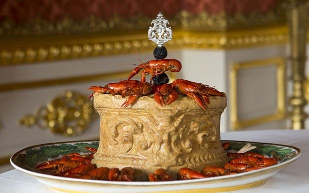 Recreating the Duke of Wellington's victory banquet, 200 years on - Telegraph
