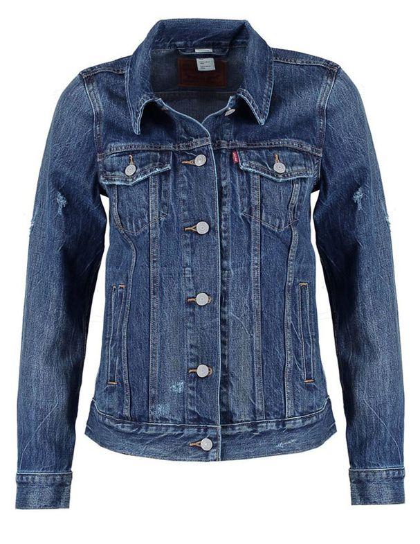 veste en jean levi's printemps été 2016