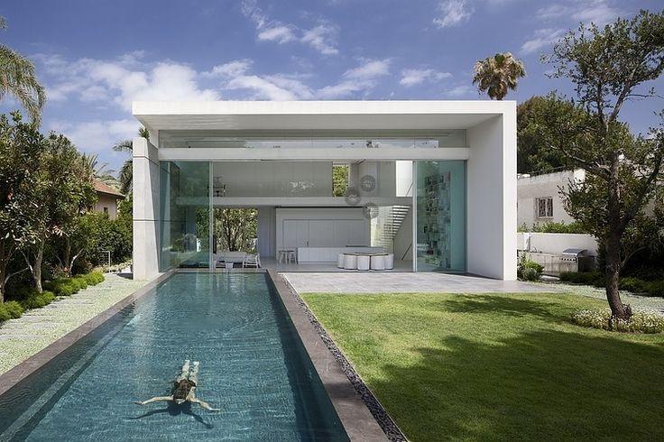 ριитєяєѕт: @ѕσρнιєкαтєℓσνєѕ | Ramat Hasharon House 13 by Pitsou Kedem Architects