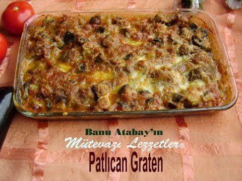 Patlıcan Graten (Yemek Tarifleri)