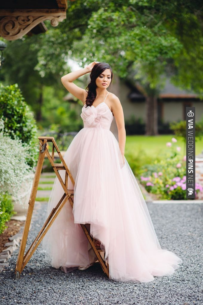gorgeous blush gown | Jonathan Ivy Photography | Glamour & Grace | CHECK OUT MORE IDEAS AT WEDDINGPINS.NET | #weddings #weddinginspiration #inspirational