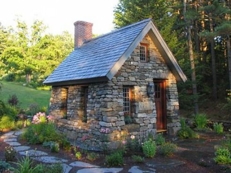 25+ Awesome Tiny Cottages Design Ideas for Cozy Outdoor Living