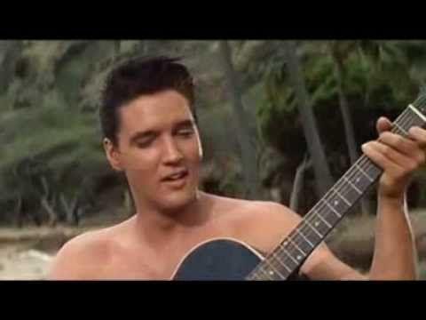"""Elvis Presley """"No More"""" in """"Blue Hawaii"""" (Hanauma Bay, Oahu, Hawaii)"""