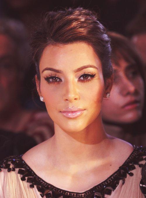 kk: Kimkardashian, Day Makeup, Cat Eye, Eye Makeup, Kim Kardashian, Makeup Ideas, Hair Makeup, Makeup Looks, Wedding Makeup