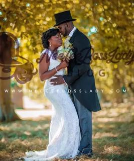 Entertainment Gist: Photos | Funke Akindele and JJC's Wedding's Pictures released to Mark Their 1st Wedding Anniversary.