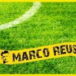 BVB Marco Reus Schal 11. BVB Schal. Motiv Marco Reus. Farbe gelb und schwarz. Größe ca. 150 cm x 17 cm. Material 100 % Polyacryl. Infos unter http://www.fussball-fanshop-24.de