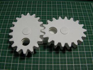 Glue² chronicle - Oval Gear