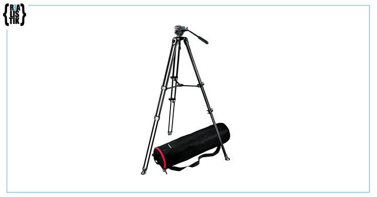 Nuestro Manfrotto 501 está Diseñado para soportar desde cámaras pequeñas a las cámaras Digitales profesionales, así como cámaras con lentes más largos. Su cabeza tiene el rendimiento para cargas soportar 6 kg. El movimiento fluido ligero pero positivo proporciona control excepcionalmente suave a través de paneos 360º y 90 a inclinación-60. Su Diseño práctico también cuenta con un lanzamiento de rápido deslizamiento. #Alquiler #Equipos #Audiovisual #Manfrotto #Tripode #Cine #Produccion #Renta…