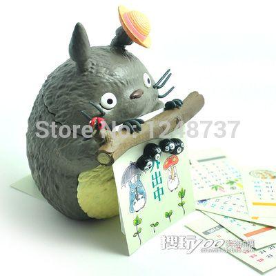 $21.95 (Buy here: https://alitems.com/g/1e8d114494ebda23ff8b16525dc3e8/?i=5&ulp=https%3A%2F%2Fwww.aliexpress.com%2Fitem%2FJapanese-Cartoon-Ha-yao-Animation-Figure-My-Neighbor-Totoro-figure-toys-with-calendar-children-toys-toys%2F1998610211.html ) Japanese Cartoon Ha yao Animation Figure, My Neighbor Totoro figure toys with calendar, children toys, toys for kids for just $21.95