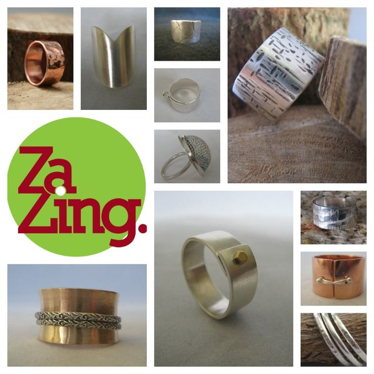 Showcasing some of the rings that we have created :)