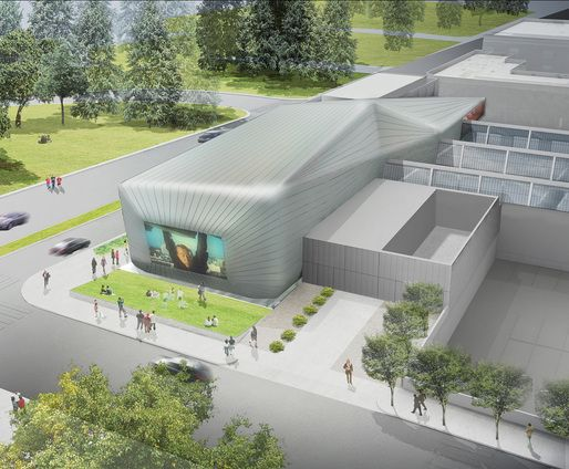 DS+R's Berkeley Art Museum/Pacific Film Archive announces first exhibit, preps for 2016 opening | News | Archinect