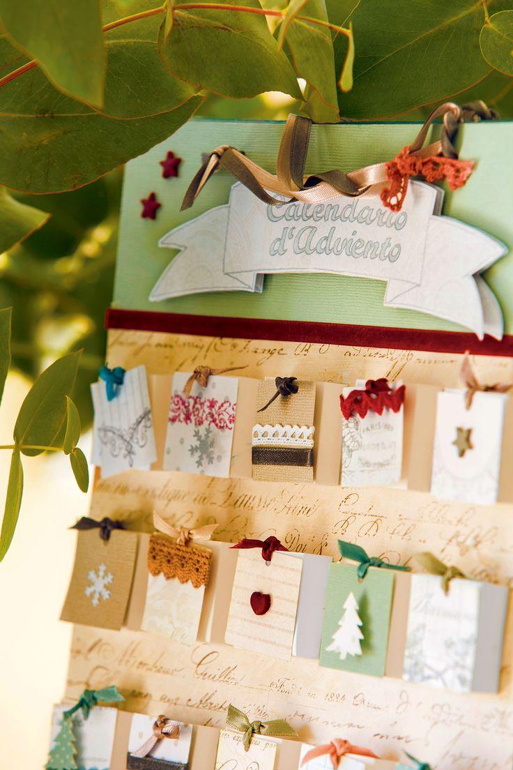 892 best l 39 avent calendrier bougies images on pinterest - Ideas para decorar un piso pequeno ...