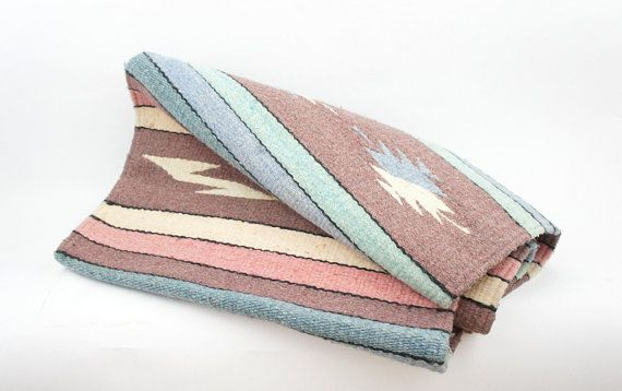southwestern table runner wall decor by skyparlor on Etsy, $65.00