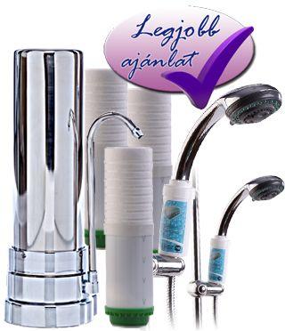 Favorit vízszűrő csomag