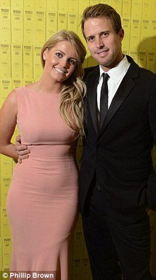 Flame? It was widely reported in April this year that she was dating England cricket star, Nick Compton