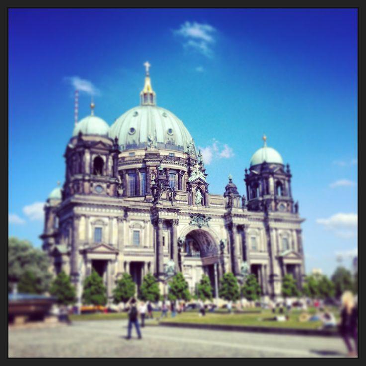 Berlin is shining