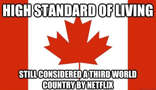 lol...One of many Canadian problems.