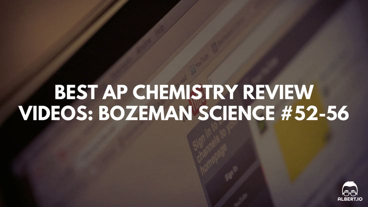 Best AP Chemistry Review Videos: Bozeman Science AP Chemistry Video Essentials Applications of Thermodynamics to Chemical Systems (#52-56) https://www.albert.io/blog/bozeman-science-ap-chemistry-video-essentials-applications-of-thermodynamics-to-chemical-systems/