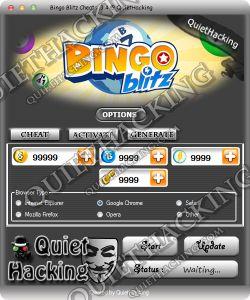 Bingo Blitz Hack