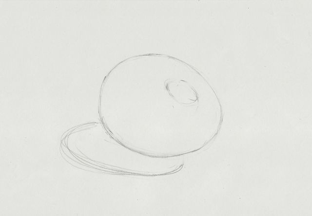 Pencil Shading Exercise - Shading an Egg: Getting Started Shading an Egg