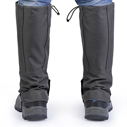Nice Top 10 Best Hiking Gaiters - Top Reviews