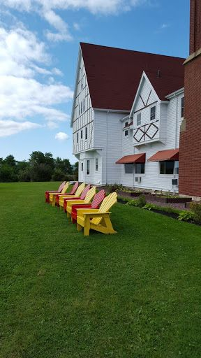 Where to Stay on the Cabot Trail, Nova Scotia - Keltic Lodge, built in 1940 and a family tradition since then for countless visitors