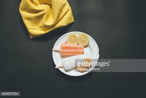 Foto stock : Citrus summer