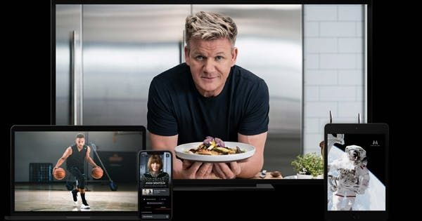 Want To Learn Writing From Margaret Atwood Or Cooking From Gordon Ramsay These Masterclass Classes Are Too Good To Pass Up Gordon Ramsay Beef Wellington Gordon Ramsay Wellington Food