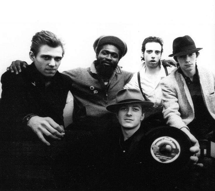 BANKROBBER Tab - The Clash | E-Chords