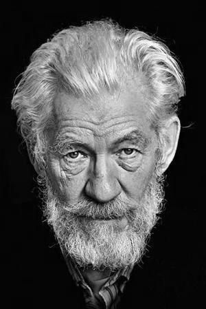"""Ian McKellan """"I've often thought the Bible should have a disclaimer in the front saying, ˜This is fiction.' I mean, walking on water?"""" The actor, an outspoken advocate for gay rights, refers to himself as an atheist."""
