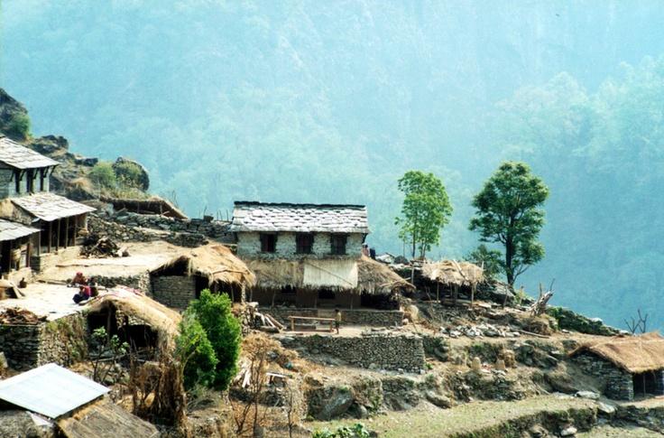 Annapurna Circuit, Nepal 2001