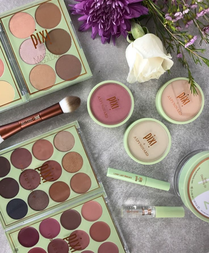 Strobing and Bronzing with PixiPretties from Pixi Beauty