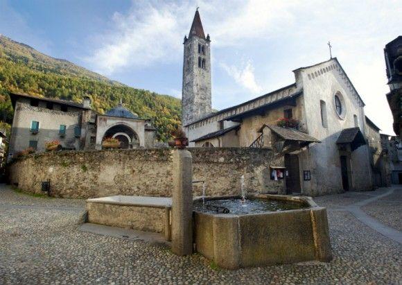 Chiesa di San Giorgio - Grosio  #sondrio #valtellina #chiese