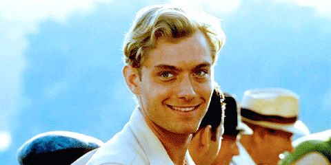 jude law in the talented mr. ripley yes he is a god