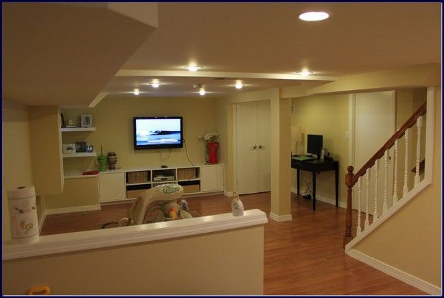 Finished Basement Ideas for Small Sized Room | advice for your Home Decoration