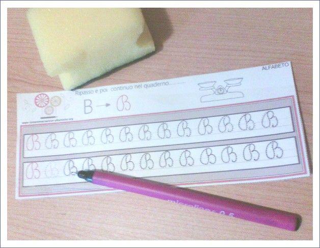 Prescrittura-corsivo-per quaderno
