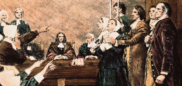 NTK 3: Witchcraft Trials: In the early 16th and 17th century a widespread hysteria arose. That was caused by beliefs of malevolent Satanic witches. Many people every where began to fear the so called witches who were believed to worship the Devil, becoming a threat to Christians and Christianity as a whole. At the time people belied that magical powers either came from two places: God or the Devil. if a person outside of the faith had a magical power they were believed to be witches.
