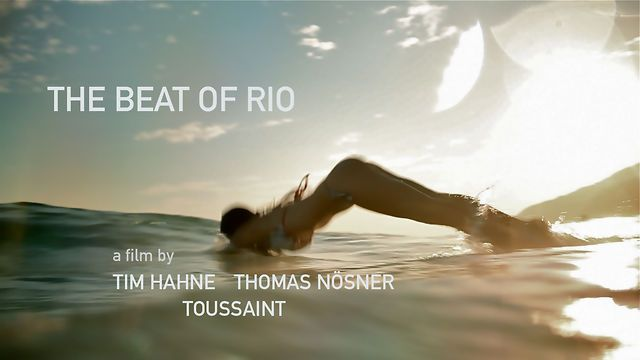 THE BEAT OF RIO by tim hahne. THE BEAT OF RIO - A STEREOSCREEN PRODUCTION