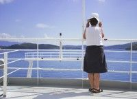 More older holiday-makers going it alone