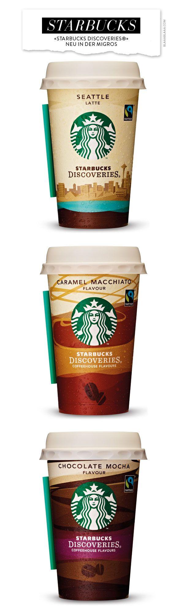 Starbucks Discoveries® @ Migros