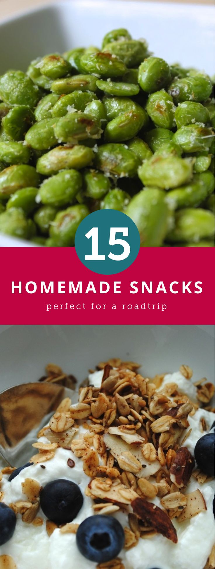15 Homemade Snacks To Pack For Your Road Trip