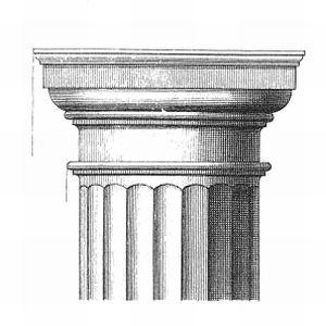Doric Order of Classical Architecture