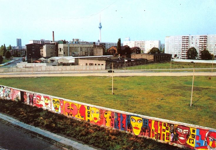 Photo gallery: Berlin Wall paintings survive as symbols of hope 25 years later