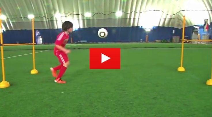 Great Soccer Drills for U12, shooting and agility. We have the best video and articles on the web for soccer coaches.