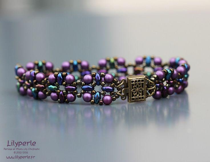 Bracelets femme plusieurs versions au choix Perles by Lilyperles
